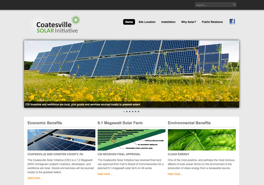 Coatesville Solar Initiative